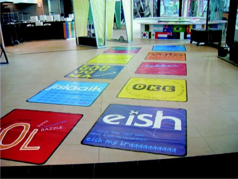 Floor Decals - brandexper