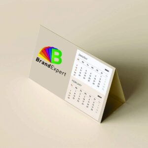 Desk Calendar - brandexper