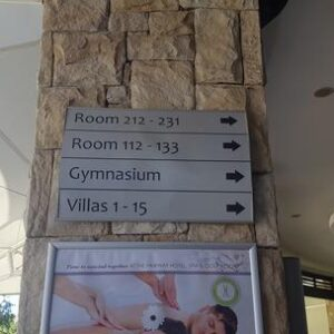 Vista Signage - Way finding