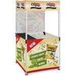 Gazebo Kiosk 1mx1m - brandexper