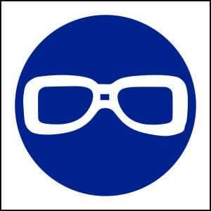 MV1- Wear Eye Protection - brandexper