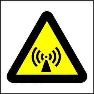 WW26- Beware of Non-Ionising Radiation - brandexper