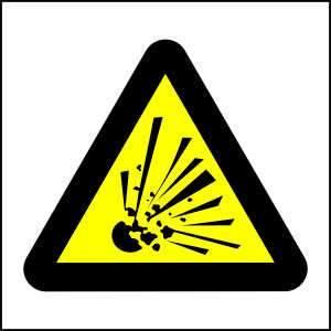 WW3 - Explosion Hazard - brandexper