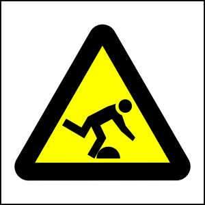 WW33- Beware of Tripping Hazard - brandexper