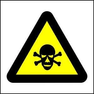 WW5 - Be Ware of Poisonous Substances - brandexper